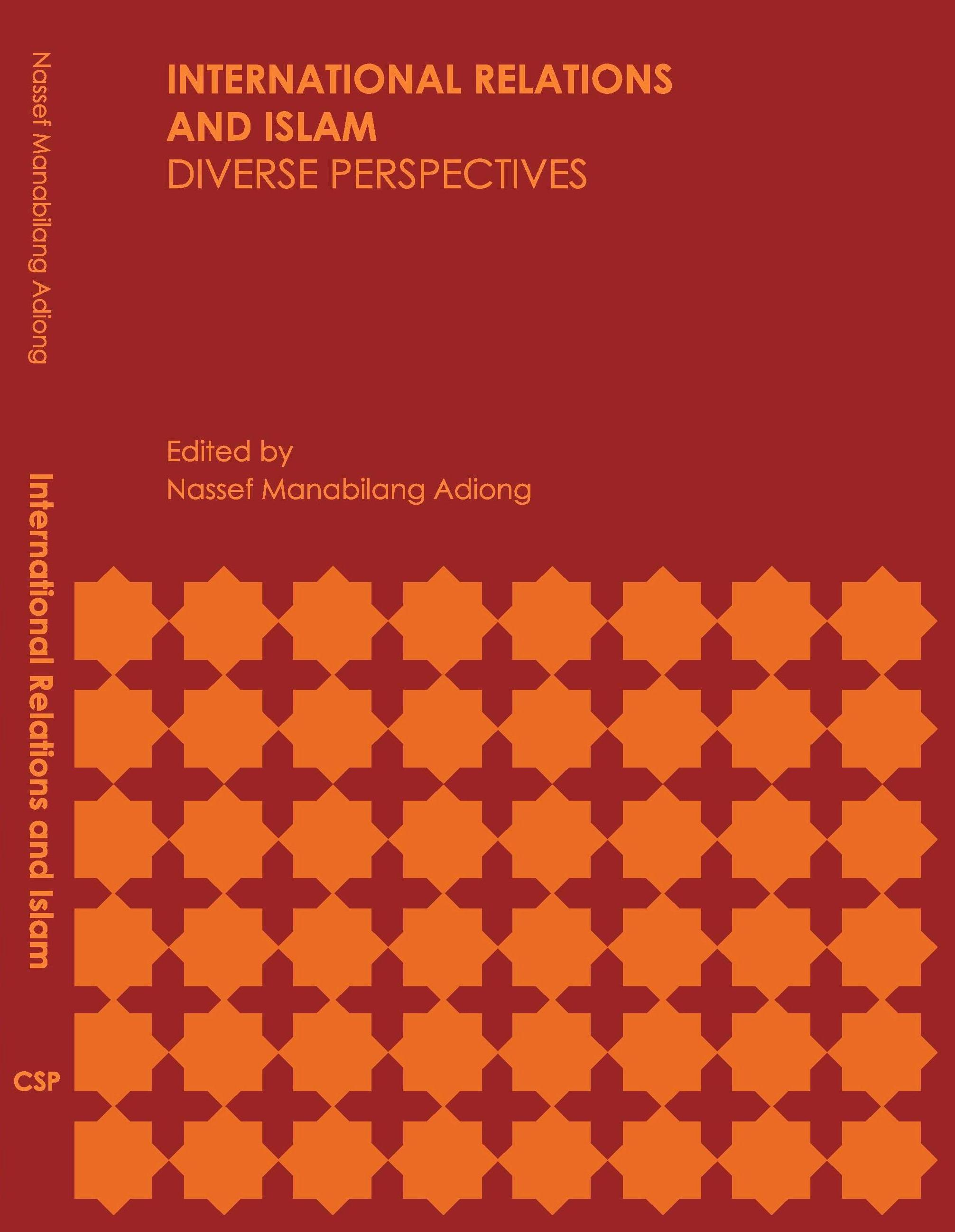 book chapters essays manabilang adiong phd in deina abdelkader manabilang adiong and raffaele mauriello eds islam and international relations contributions to theory and practice